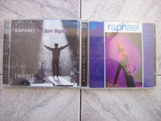 RAPHAEL LOTE 2 CD
