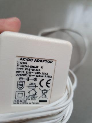 adaptador corriente