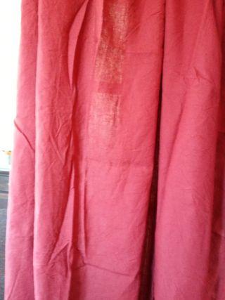 cortinas Ikea 2 piezas 140*250
