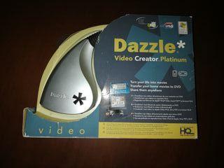 Capturadora Dazzle Creator Platinum