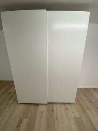 Armario blanco nuevo Ikea