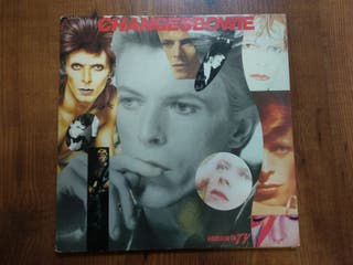 "Disco de Vinilo David Bowie ""ChangesBowie"""