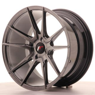 Japan Racing JR21 18x9,5 ET30-40 4H Blank Hyper Bl