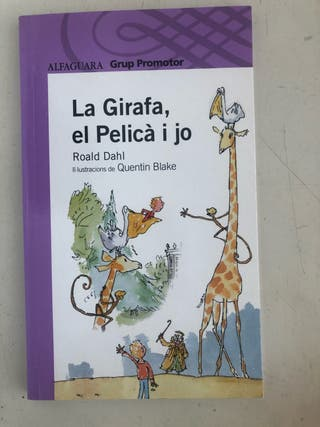 La Girafa, el Pelicà i jo autor Roald Dahl