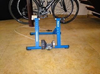 Rodillo Tacx CycleTrack