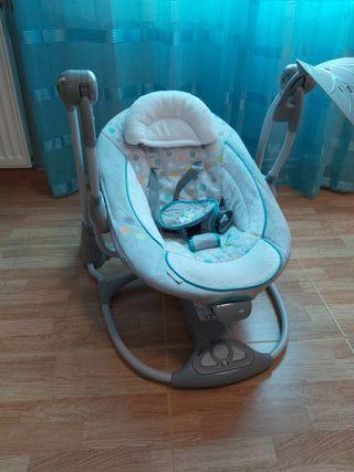 balancín electrico para bebes