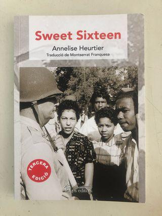 Sweet Sixteen autora Annelise Heurtier