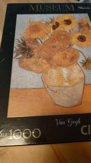 puzzle 1000 piezas van Gogh