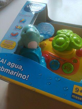 juguete baño