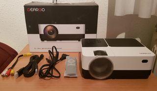Proyector GEARGO 1080p Full HD