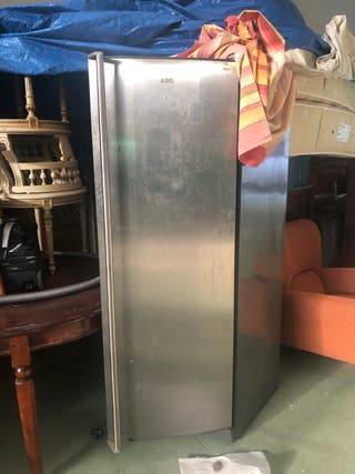 Congelador AEGA INOX