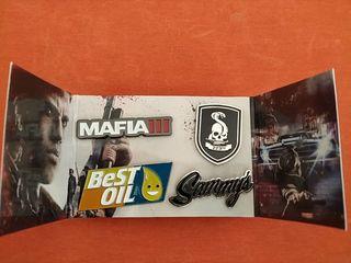 juego de pines Mafia III