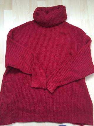 Jersey rojo L