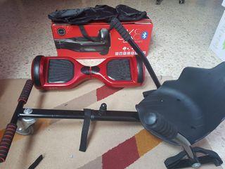 Patin electrico Go Hoverboard SK8