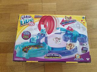little live pets circuito ratones juguetones