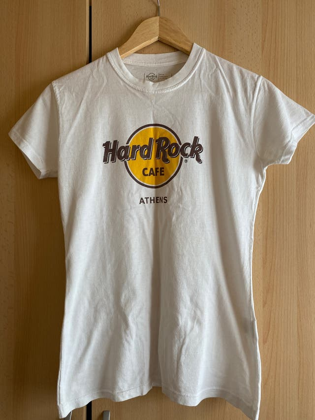 Camiseta Hard Rock