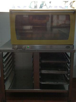 hornos de panaderia