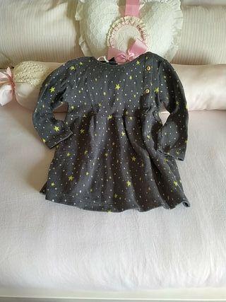 vestido niña de zara