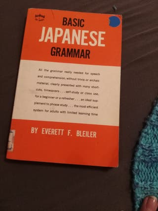 gramatica japonesa explicada en ingles