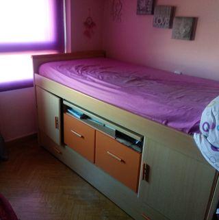 Se vende muebles de habitación juvenil