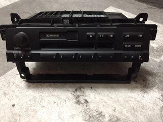 Radio original BMW e46