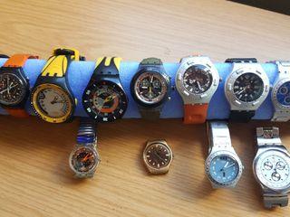 Colección Relojes SWATCH