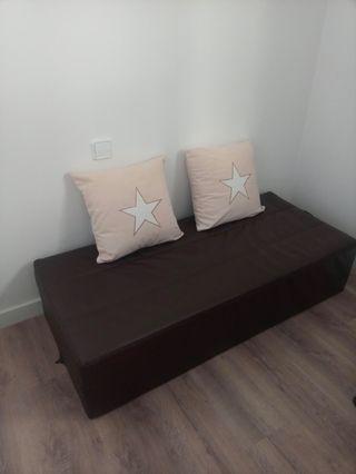Sofa cama puff