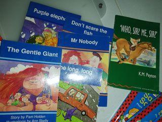 lote Libros inglés para niños
