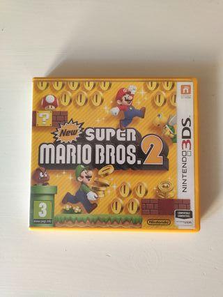 New super Mario bros 2.