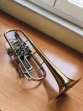 Trompeta Alemana B&S Bb 3005 WTR-L