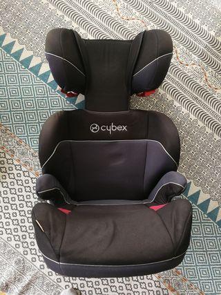 silla coche y alzador 15-36 kg