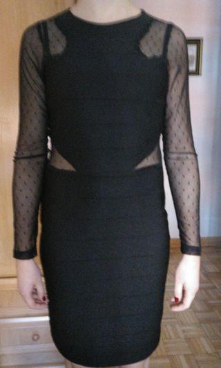 Vestido negro fiesta NUEVO