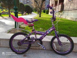 vendo bicicleta 16 pulgadas