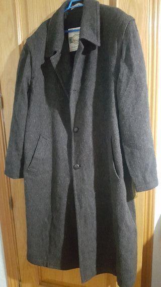 Abrigo hombre de lana