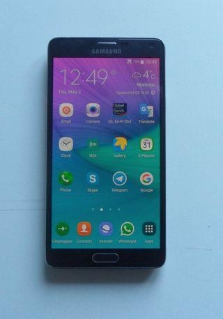Móvil Samsung Galaxy Note 4