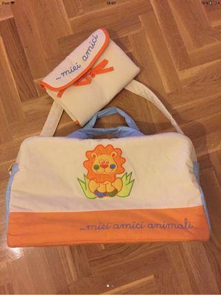 Bolsa de viaje bebé recién nacido