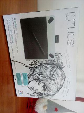 Tableta Gráfica Wacom Intuos Draw Para Mac y Windo
