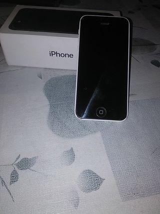 iPhone 5 C para piezas