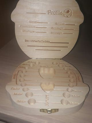 caja para dientes