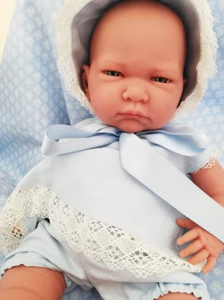 Muñeco bebé niño