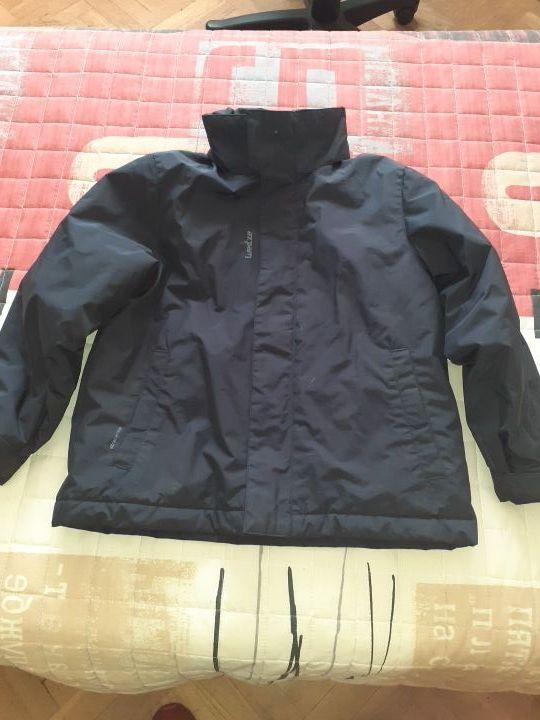 chaqueta del Decathlon