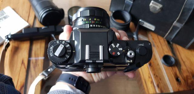 camara de fotos réflex (no digital)retro