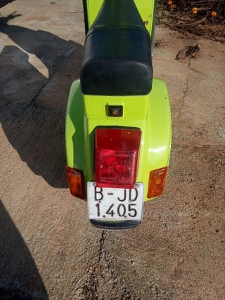 Vespa pk 125 xl