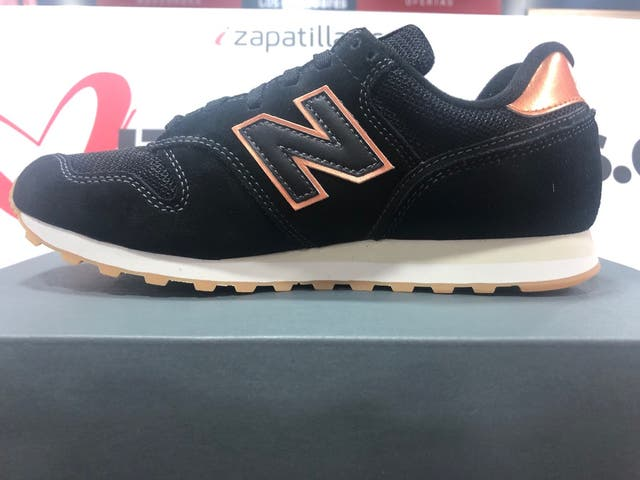 new balance 373 mujer negras