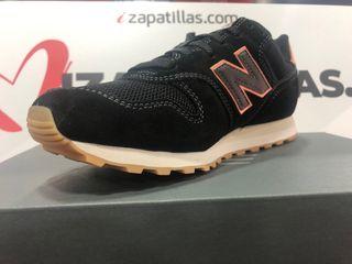new balance mujer 373 negra