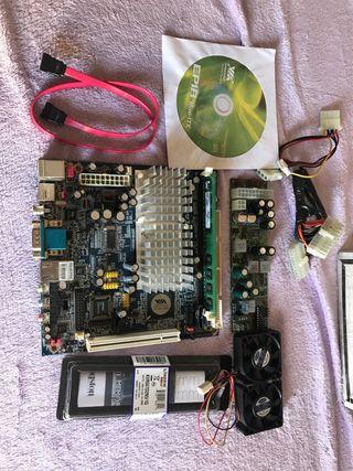 PLACA EPIA-LN MINI-ITX + M2-ATX