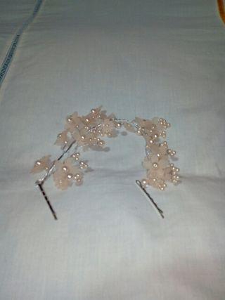 Tiara de novia