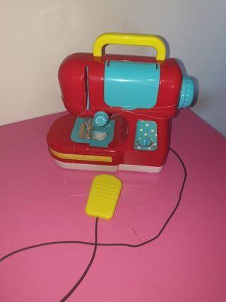 Máquina de coser juguete