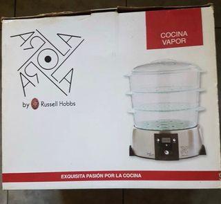 Cocina vapor Russell Hobbs
