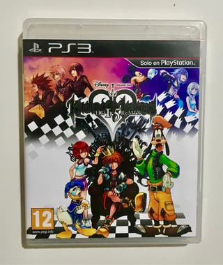 Kingdom Hearts 1.5 HD - Ps3